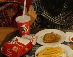 KFC, быстрое питание, ресторан