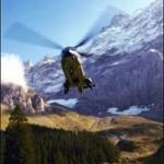 Полюбоваться китайской природой теперь можно с вертолета