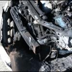 Крупная автокатастрофа на севере Китая