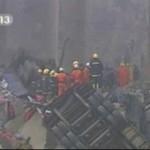 Взрыв грузовика разрушил мост