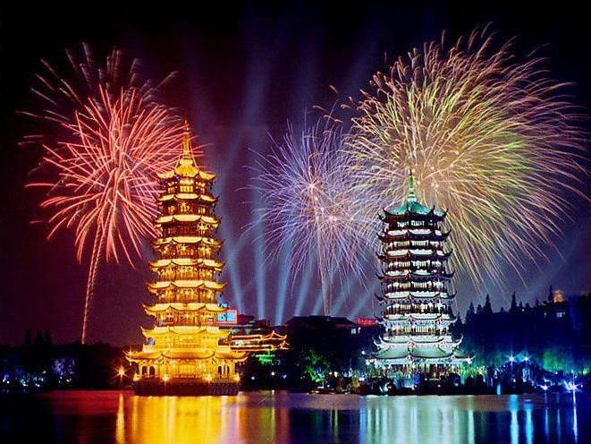 Новый год, Китай