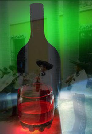 Мексика, Китай, текила, алкоголь