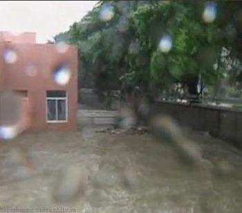Китай, ураган, стихия