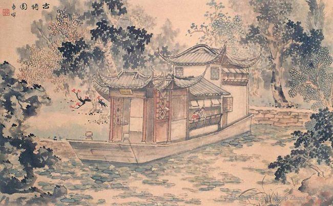 Истории древнего Китая