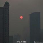 Загрязнение воздуха в КНР ежегодно убивает более миллиона человек