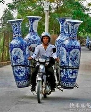Китай, необычное