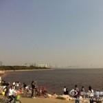 Необычный мираж наблюдали жители побережья Китая
