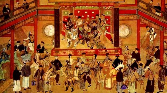 Китай, история, древность