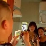 Прогуляться по потолку теперь можно и в Китае (видео)