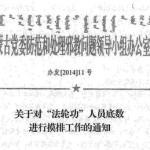 Секретный документ раскрывает правду о тайных репрессиях в Китае