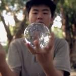 Магия или ловкость рук китайского жонглера (видео)
