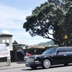 Лидер Китая приветствовал последователей Фалуньгун в Новой Зеландии