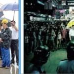 Почему лидер Китая не хочет стоять под зонтом