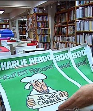 Charlie Hebdo, Франция, Гонконг