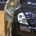Красивым девушкам хотят запретить участие в автошоу