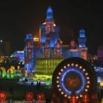Ледяное царство в Харбине поразило китайцев (фото)