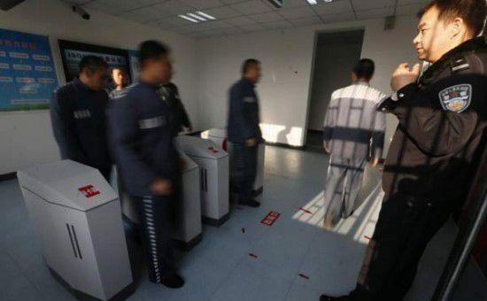 тюрьма, город, Пекин, Китай