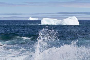 Арктика, север, айсберг