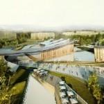 Проект огромного комплекса в бамбуковом стиле победил в конкурсе