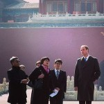 Принц Уильям нарушил традицию и приехал в Китай