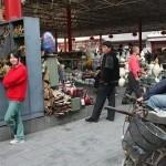 рынок, Китай, товар