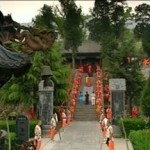 Монахи Шаолиня будут летать в новом павильоне для левитации