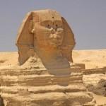 Откуда в Китае появился огромный египетский сфинкс
