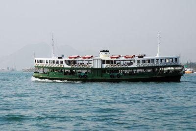 Гонконг, город, достопримечательности, гавань, порт