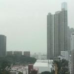Бегство с 19 этажа отеля в Китае сняли на видео