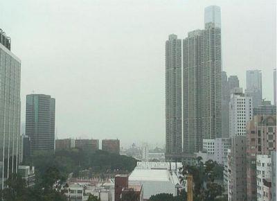 старики, птицы, Гонконг, город, достопримечательности