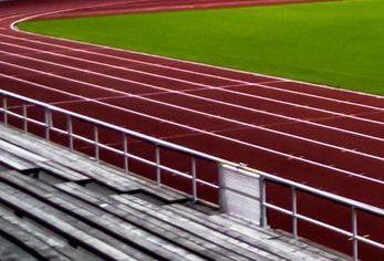 беговая дорожка, стадион