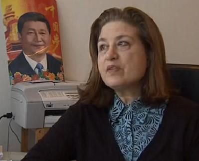 журналистка, СМИ, Китай