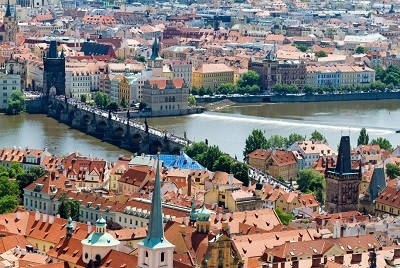Прага, город, Чехия