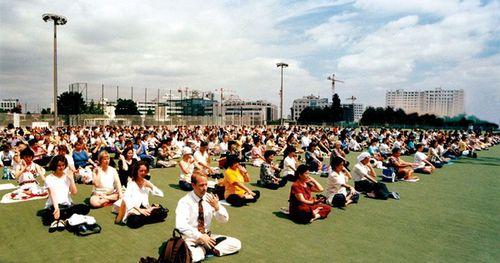 Фалуньгун, практика, система, оздоровление