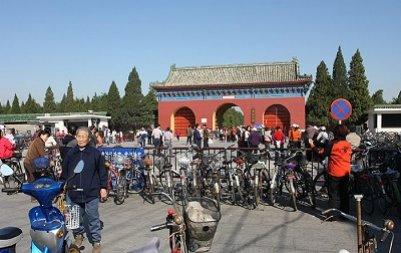 храм неба, Пекин,