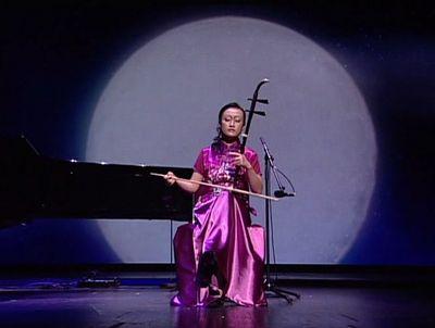 музыка Китая, эрху,