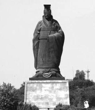 памятник императору, Цинь,
