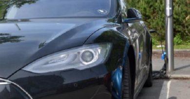 электромобиль, Тесла,
