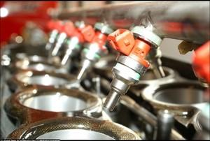 двигатель, производство