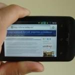 Китайский браузер для телефонов рвется на мировой рынок