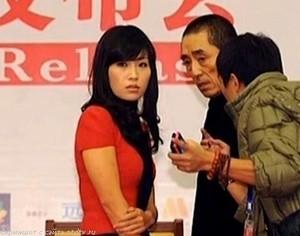 девушка, Китай