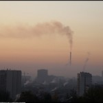 «Красный» код опасности в Китае из-за смога
