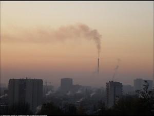 Китай, экология