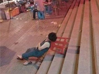 Китай, дети, население
