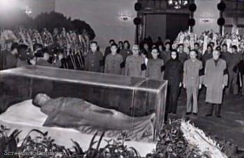 Китай, компартия, Мао Цзэдун