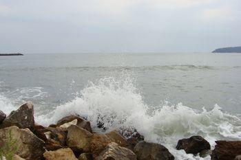 Китай, море