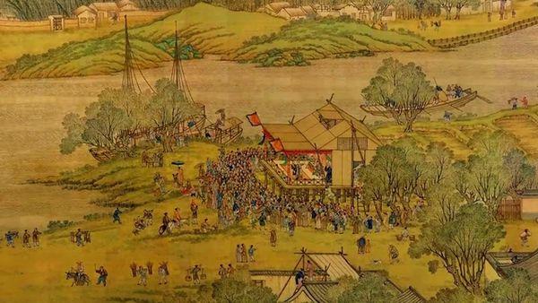 Китай, древность, история