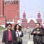 Туристы из Китая всё чаще едут посмотреть на Москву