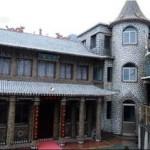 В Китае дом украсили миллионом ракушек