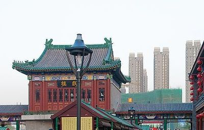 Тяньцзинь, город, Китай